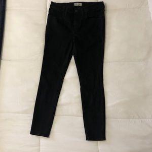 Madewell Roadtripper Jeans in Jansen wash